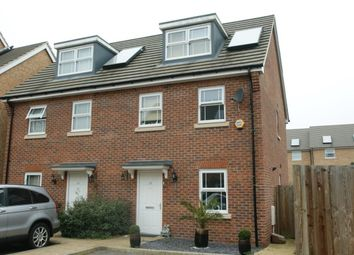 Thumbnail 3 bed property to rent in Swift Close, Cippenham, Slough