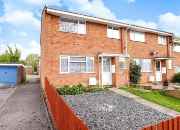 Thumbnail 3 bed end terrace house for sale in Woodfield, Banbury
