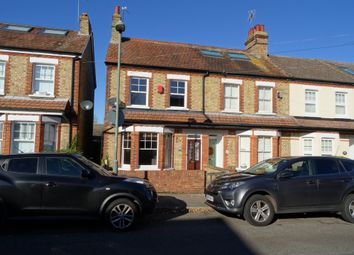 Thumbnail 3 bed terraced house to rent in Gladstone Road, Farnborough, Orpington