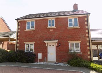 Thumbnail 3 bed detached house for sale in Maes Yr Eos, Coity, Bridgend.