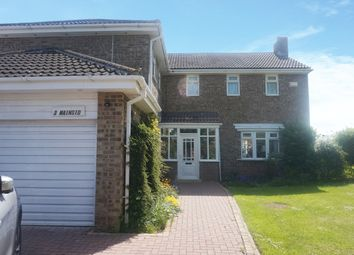 Thumbnail 5 bed detached house for sale in Mainside, Redmarshall, Stockton-On-Tees