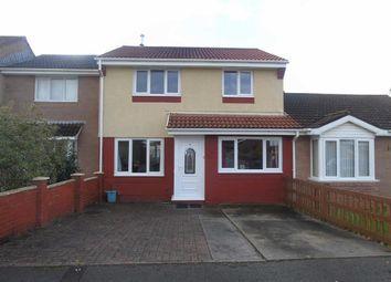 Thumbnail 3 bed terraced house for sale in Maes Y Dderwen, Llangyfelach, Swansea