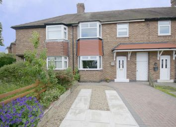 Thumbnail 3 bedroom terraced house for sale in Westfield Place, York