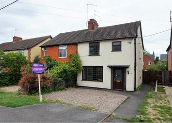Thumbnail 3 bed semi-detached house for sale in Ashley Lane, Northampton