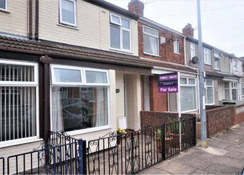 Thumbnail 2 bed terraced house for sale in Haycroft Street, Grimsby