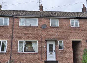 Thumbnail 3 bed terraced house to rent in Eleanor Road, Harrogate