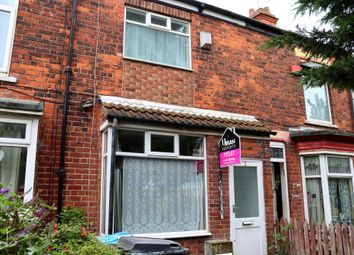 Thumbnail 2 bed terraced house to rent in Western Villas, Hull, Yorkshire