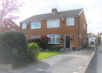 Thumbnail 3 bed semi-detached house for sale in Larch Way, Brockwell, Chesterfield