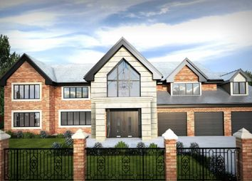 Thumbnail 6 bed detached house for sale in Fletsand Road, Wilmslow