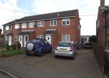 Thumbnail 3 bedroom end terrace house for sale in Carr Avenue, Leiston