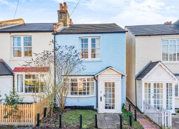 Thumbnail 3 bed end terrace house for sale in Kings Road, Long Ditton, Surbiton