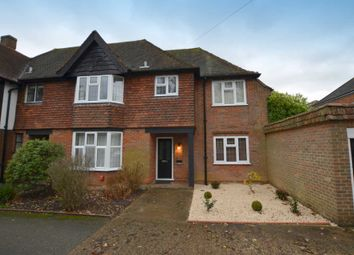 Thumbnail 2 bed end terrace house to rent in Chesham Road, Amersham