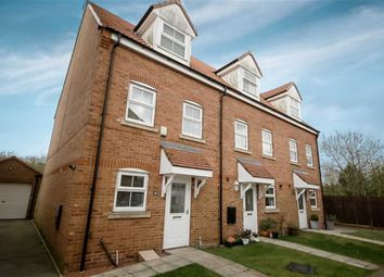 Thumbnail 3 bed terraced house to rent in Kings Court, Market Weighton