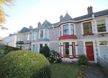 Thumbnail 4 bed terraced house for sale in Cotehele, Stuart Road, Stoke, Plymouth
