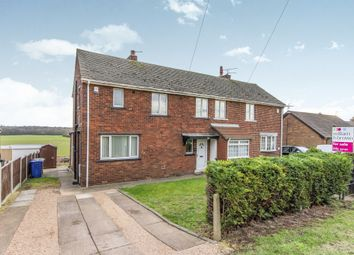 Thumbnail 3 bedroom semi-detached house for sale in Grange Lane, Burghwallis, Doncaster