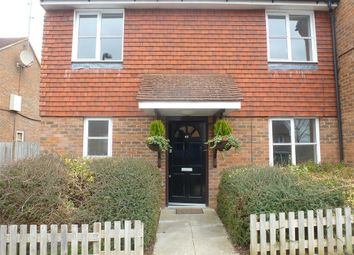 Thumbnail 2 bed end terrace house to rent in Old Farm Close, Haywards Heath