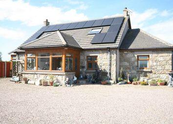 Thumbnail 4 bed detached house for sale in Strichen, Strichen, Fraserburgh, Aberdeenshire