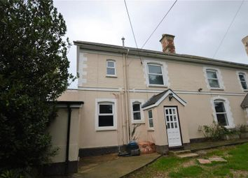 Thumbnail 2 bed end terrace house to rent in Hillbarton, Morchard Bishop, Crediton, Devon