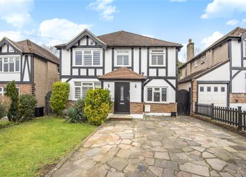 Thumbnail 4 bed detached house for sale in Greenhill Avenue, Caterham