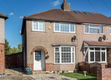Thumbnail 3 bedroom terraced house for sale in Dickens Avenue, Uxbridge
