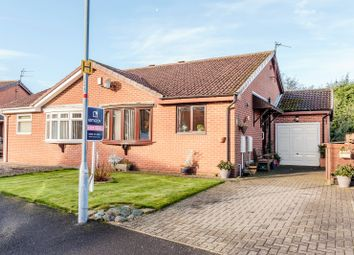 Thumbnail 2 bed bungalow for sale in Milford Meadow, Bishop Auckland