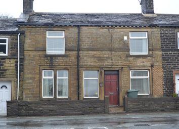 Thumbnail 3 bedroom cottage for sale in Lodge Gate, Denholme, Bradford