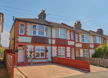 Hindover Road, Seaford BN25. 2 bed semi-detached house