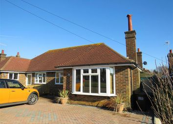 Thumbnail 3 bedroom bungalow to rent in Danecourt Close, Bexhill-On-Sea