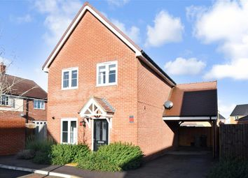 Thumbnail 3 bed detached house for sale in Ryeland Way, Ashford, Kent