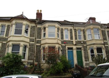 Thumbnail 3 bed terraced house to rent in Somerset Road, Bristol, Avon