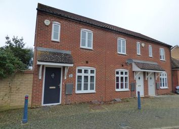 Thumbnail 2 bed end terrace house for sale in Chartwell Drive, Maidstone, Kent