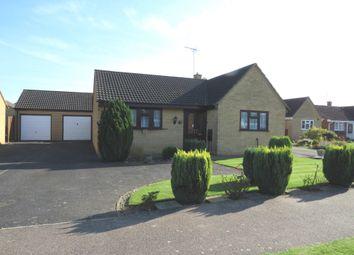 Thumbnail 3 bed detached bungalow for sale in Falklands Road, Sutton Bridge, Spalding