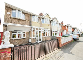Thumbnail 5 bed semi-detached house for sale in Kirkland Road, Braunstone Town, Leicester