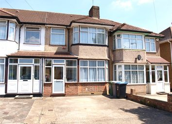 Thumbnail 3 bed terraced house for sale in Sandhurst Road, Kingsbury, London