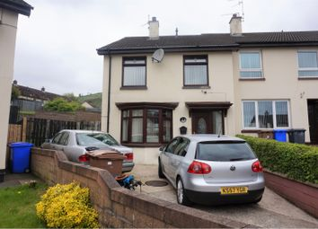 Thumbnail 3 bed end terrace house for sale in Moyard Parade, Belfast