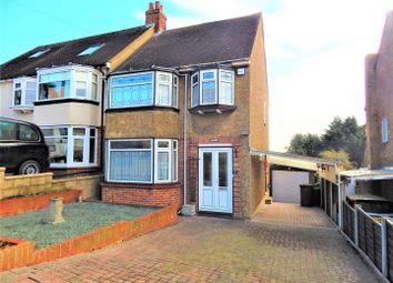 Thumbnail 3 bed semi-detached house for sale in Mill Close, Strood, Rochester