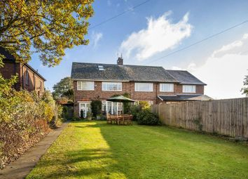 Thumbnail 4 bed semi-detached house for sale in Leverton Road, Sturton-Le-Steeple, Retford