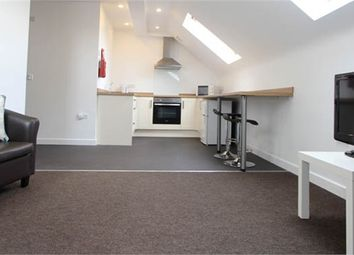 Thumbnail Studio to rent in Ashby Square, Loughborough