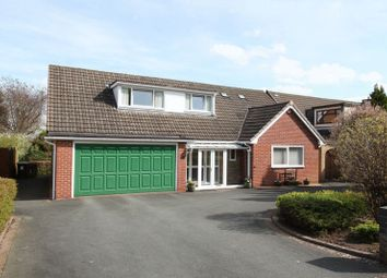 Thumbnail 4 bed detached house for sale in Berne Avenue, Newcastle-Under-Lyme