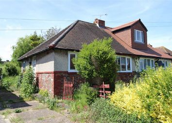 Thumbnail 2 bed semi-detached bungalow for sale in Lonsdale Avenue, Portchester, Fareham