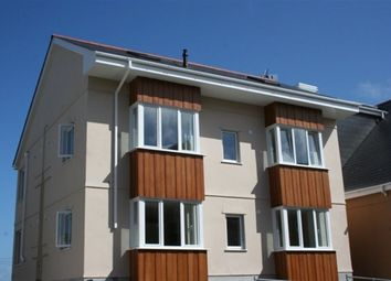 Thumbnail 1 bed flat to rent in Seapoint, Trebarwith Crescent, Newquay