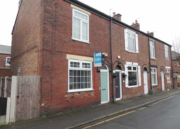 Thumbnail 2 bed end terrace house for sale in Cooke Street, Hazel Grove, Stockport