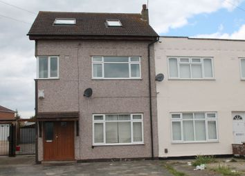 Thumbnail 4 bed terraced house to rent in Gledwood Drive, Hayes