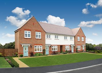 "Thumbnail 3 bed terraced house for sale in ""Ledbury 3"" at Mansfield Road, Breadsall, Derby"