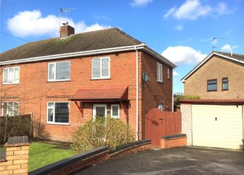 Thumbnail 3 bed semi-detached house for sale in Colin Avenue, Codnor, Ripley