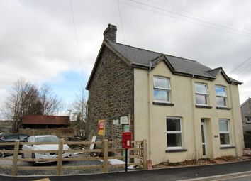 Thumbnail 3 bed detached house for sale in Bronant, Aberystwyth