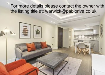 Thumbnail 2 bedroom flat to rent in Warwick Road, London