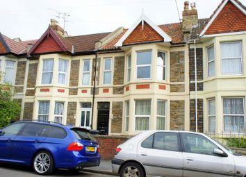 Thumbnail 3 bed terraced house to rent in Kensington Park Road, Brislington, Bristol
