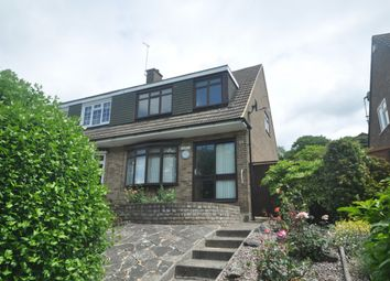 Thumbnail 3 bed semi-detached house to rent in Downs Road, Istead Rise, Gravesend