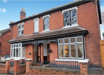 Thumbnail 5 bedroom semi-detached house for sale in Lonsdale Road, Wolverhampton